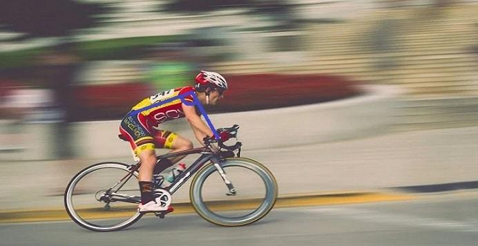 lesiones comunes al practicar ciclismo